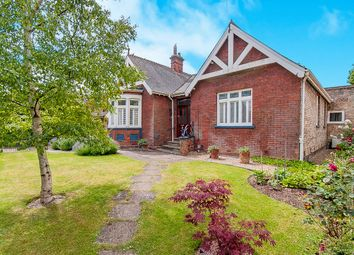Thumbnail 3 bed detached bungalow for sale in Queens Road, Wisbech