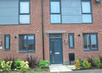 Thumbnail 2 bed town house to rent in Kestrel Way, South Elmsall, Pontefract