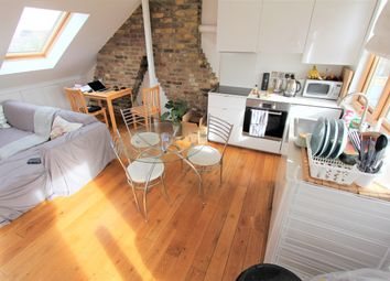 Thumbnail 1 bed flat to rent in Eckstein Road, London
