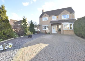 Thumbnail 4 bedroom detached house for sale in Northway, Tewkesbury, Gloucestershire