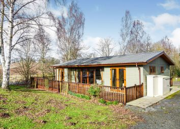 Thumbnail 2 bed lodge for sale in Springwood Estate, Kelso