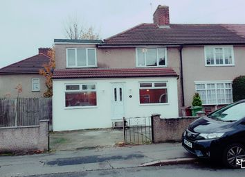 Thumbnail 3 bed semi-detached house to rent in Carey Road, Dagenham