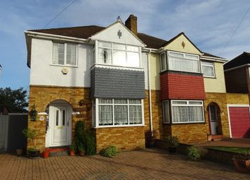 Thumbnail 4 bed semi-detached house for sale in St Margarets Avenue, Ashford