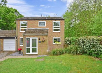 Thumbnail 4 bed detached house for sale in Bowes Wood, New Ash Green, Longfield, Kent