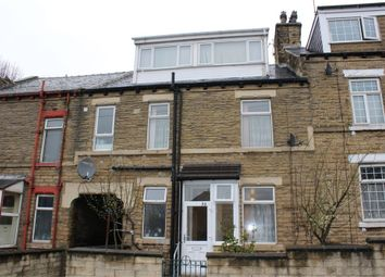 Thumbnail 3 bedroom terraced house for sale in Harewood Street, Bradford, West Yorkshire