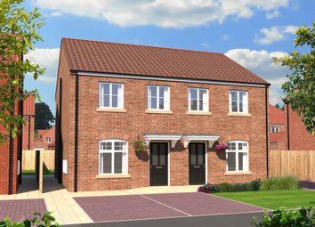 Thumbnail Semi-detached house for sale in Pinfold Lane, Bridlington