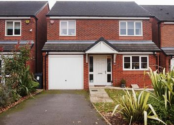 Thumbnail 4 bed detached house for sale in Kings Park West, Birmingham
