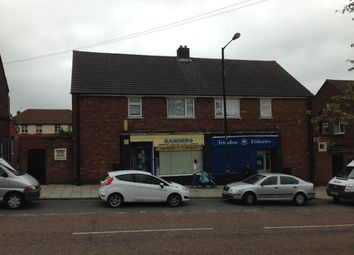 Thumbnail Retail premises for sale in Church Road, Trimdon Village