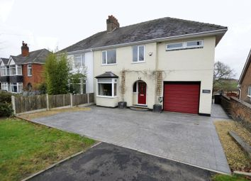 Thumbnail 4 bed semi-detached house for sale in Beamhill Road, Horninglow, Burton-On-Trent