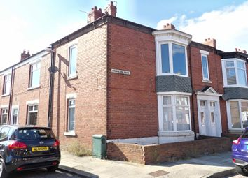Thumbnail 3 bedroom flat for sale in Birchington Avenue, South Shields