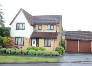 Thumbnail 4 bed detached house for sale in Herald Way, Burbage, Hinckley