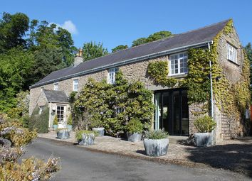 Thumbnail 4 bed detached house for sale in The Coach House, Sandhoe, Hexham, Northumberland