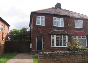 Thumbnail 3 bedroom semi-detached house to rent in Maple Avenue, Beeston Rylands