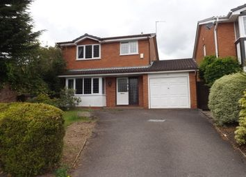 Oakslade Drive, Solihull B92. 3 bed detached house