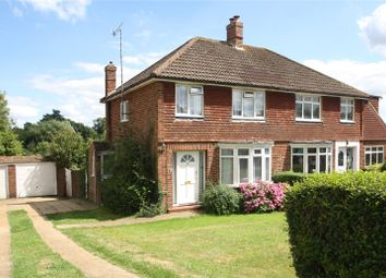 Thumbnail 3 bed semi-detached house for sale in Dewlands, Godstone