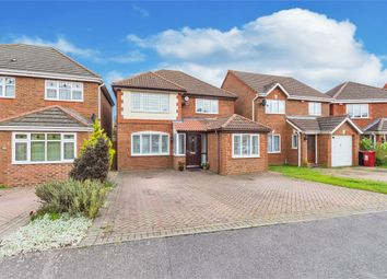 Thumbnail 4 bed detached house for sale in Grasholm Way, Langley, Berkshire