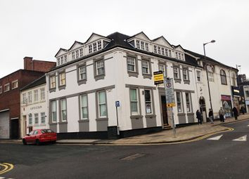 Thumbnail Commercial property to let in Church Street, Stoke On Trent