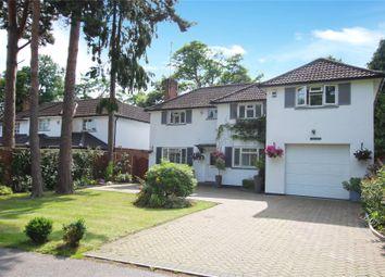 Thumbnail 4 bed detached house for sale in Weybridge, Surrey