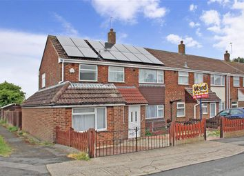 Thumbnail 3 bed end terrace house for sale in Flaxpond, Ashford, Kent