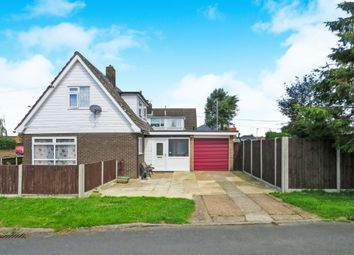 Thumbnail 3 bed bungalow for sale in Garden Close, Watton, Thetford