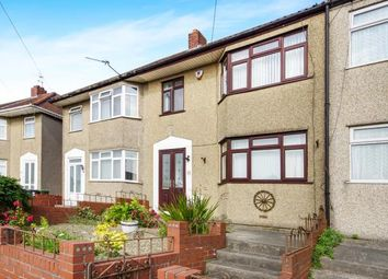 Thumbnail 3 bed terraced house for sale in Teewell Avenue, Staple Hill, Bristol, Gloucestershire
