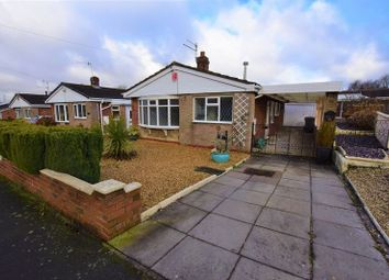 Thumbnail 2 bed detached bungalow to rent in Norbury Avenue, Milton, Stoke-On-Trent