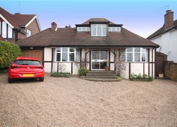 Thumbnail 4 bed detached bungalow for sale in Epsom Lane North, Epsom