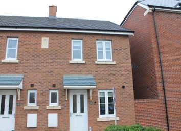 Thumbnail 2 bed semi-detached house to rent in Holst Grove, Cheltenham
