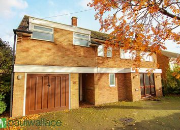 Thumbnail 4 bed detached house for sale in Highland Road, Nazeing, Waltham Abbey