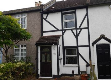Thumbnail 2 bed terraced house to rent in Croydon Road, Keston