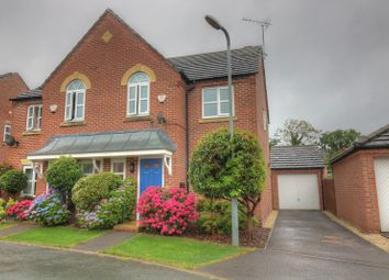 Thumbnail 3 bedroom semi-detached house for sale in Alson Street, Penley, Wrexham