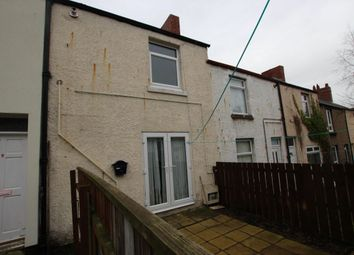 Thumbnail 3 bedroom terraced house for sale in Hollings Terrace, Chopwell, Newcastle Upon Tyne