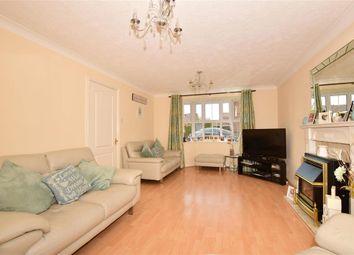 Thumbnail 4 bed detached house for sale in Clover Lay, Rainham, Gillingham, Kent