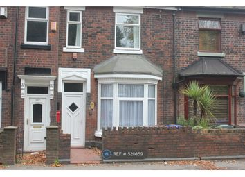 Thumbnail 1 bed flat to rent in Weston Road, Stoke On Trent