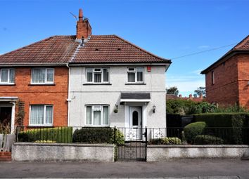 Thumbnail 3 bed semi-detached house for sale in Hillside Rd, St George