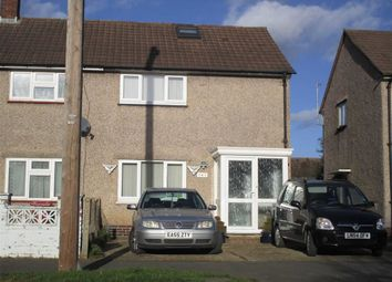 Thumbnail 2 bedroom semi-detached house for sale in The Frithe, Slough, Berkshire