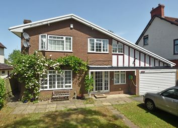 Thumbnail 4 bed detached house for sale in Broadway, Llandrindod Wells