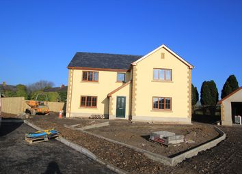 Thumbnail 4 bedroom detached house for sale in Plot 3 Glancothi Mansion, Allt Y Ferin Road, Pontargothi, Carmarthen, Carmarthenshire