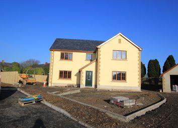 Thumbnail 4 bed detached house for sale in Plot 3 Glancothi Mansion, Allt Y Ferin Road, Pontargothi, Carmarthen, Carmarthenshire