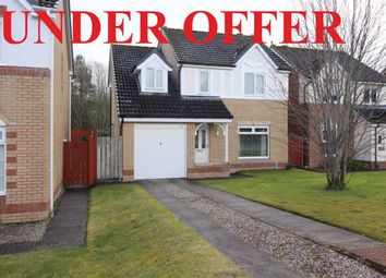 Thumbnail 4 bed detached house for sale in Castle Heather Avenue, Inverness
