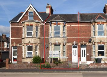 Thumbnail 6 bed terraced house for sale in Alphington Road, St. Thomas, Exeter