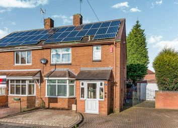 Thumbnail 3 bed semi-detached house for sale in Derwent Grove, Cannock, Staffordshire