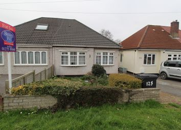 Thumbnail 2 bedroom semi-detached bungalow for sale in Fortfield Road, Whitchurch, Bristol