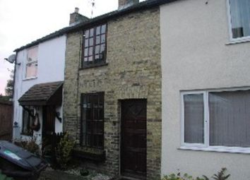 Thumbnail 2 bed property to rent in Church Street, Werrington, Peterborough.