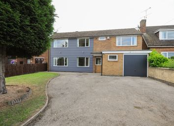 Thumbnail 4 bed detached house for sale in Middlecroft Road South, Staveley, Chesterfield