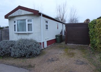 2 bed mobile/park home for sale in Groveheath Court, Gambles Lane, Woking, Surrey GU23