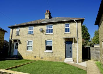 Thumbnail 3 bed semi-detached house for sale in St. Neots Road, Eaton Ford, St. Neots, Cambridgeshire