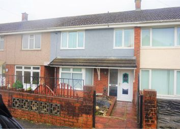 Thumbnail 3 bed terraced house for sale in Glyncollen Crescent, Ynysforgan