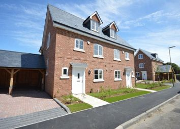Thumbnail 4 bed town house for sale in The Pavilions, Avenue Road, Lymington