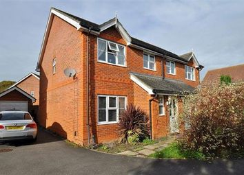 Thumbnail 3 bed semi-detached house for sale in Blackthorn Way, Kingsnorth, Ashford